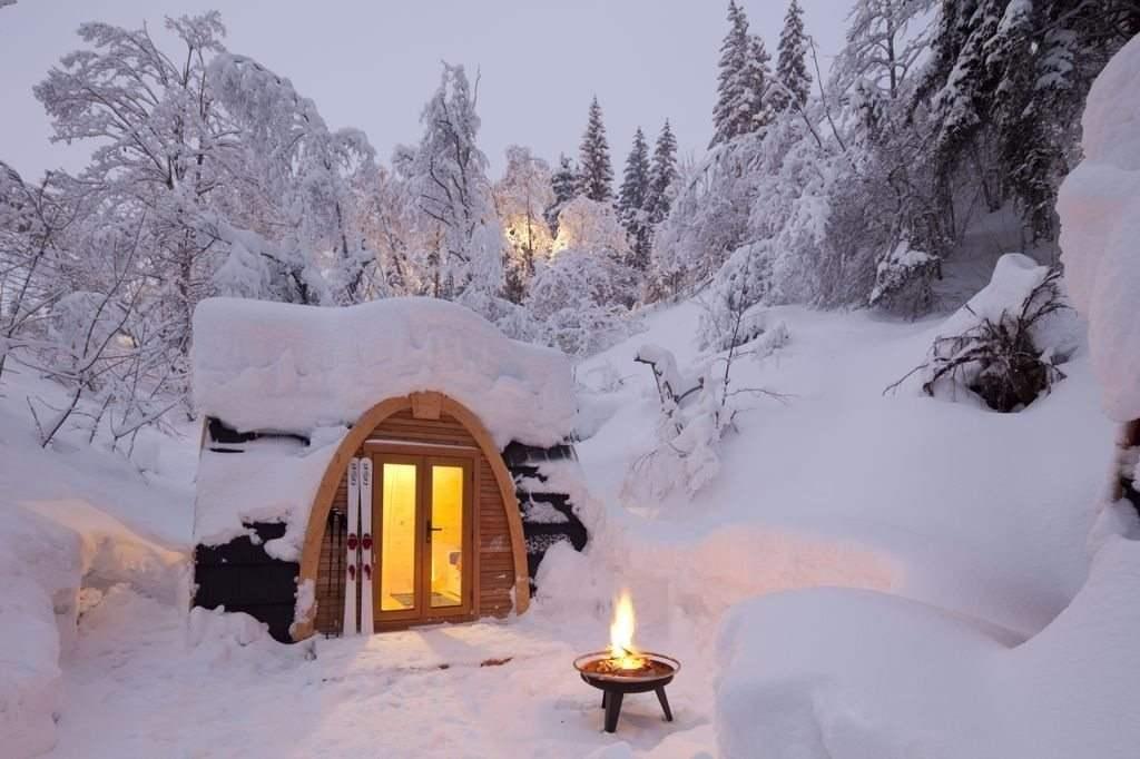 Дом во Флимсе, Швейцария.