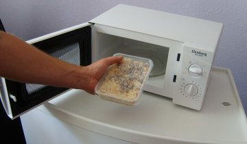 Вы до сих пор пользуетесь микроволновкой? Мы вам не советуем!