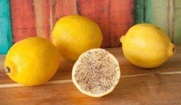 Соль, лимон и перец — новый рецепт здоровья и красоты!