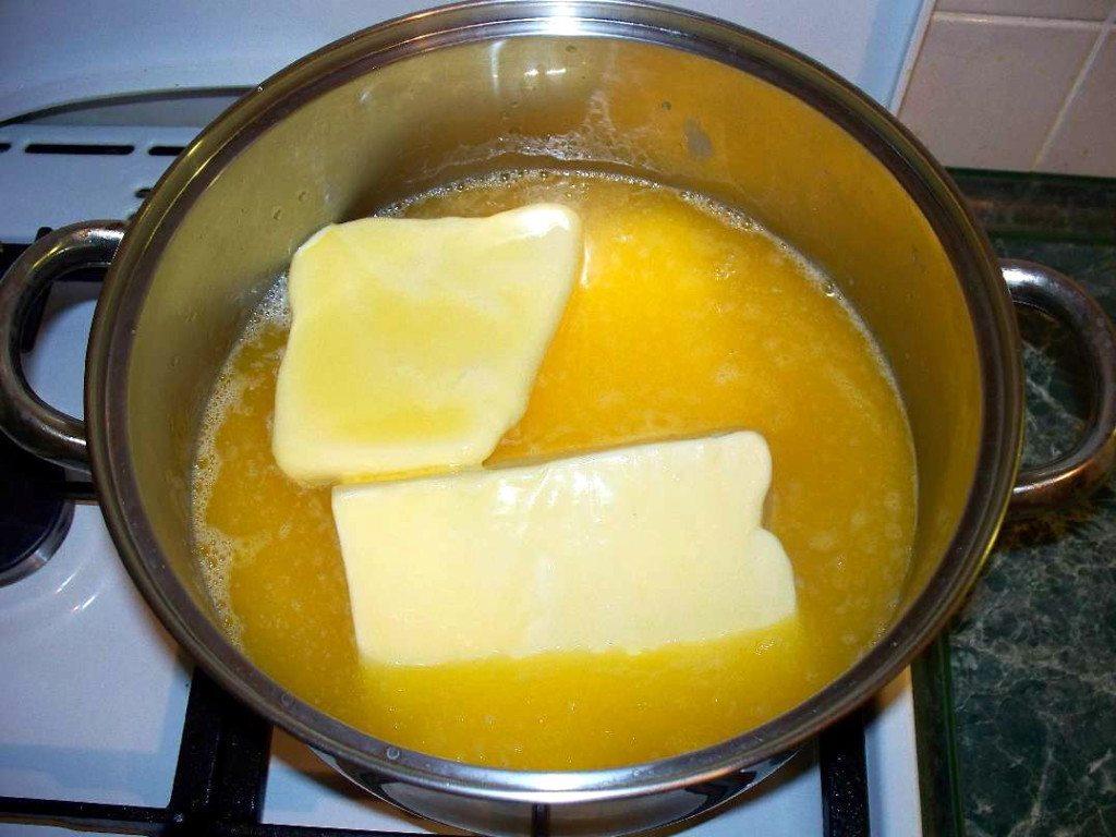 Сливочное масло в топленое своими руками 40