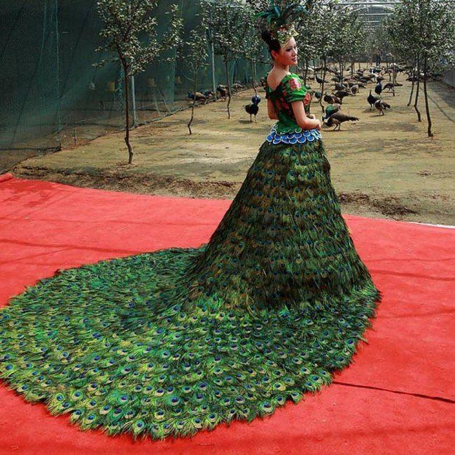 Самая красивая платье на этом свете