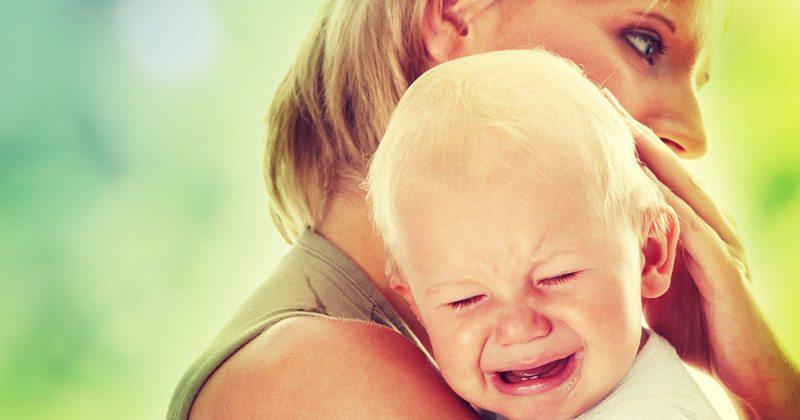 Что делать, если у сумасшедшей на руках оказался ребёнок?