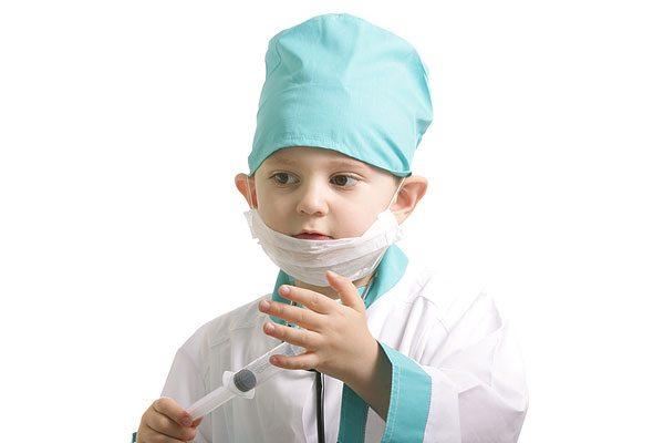 Сынишка медсестры....Смеялась до слёз