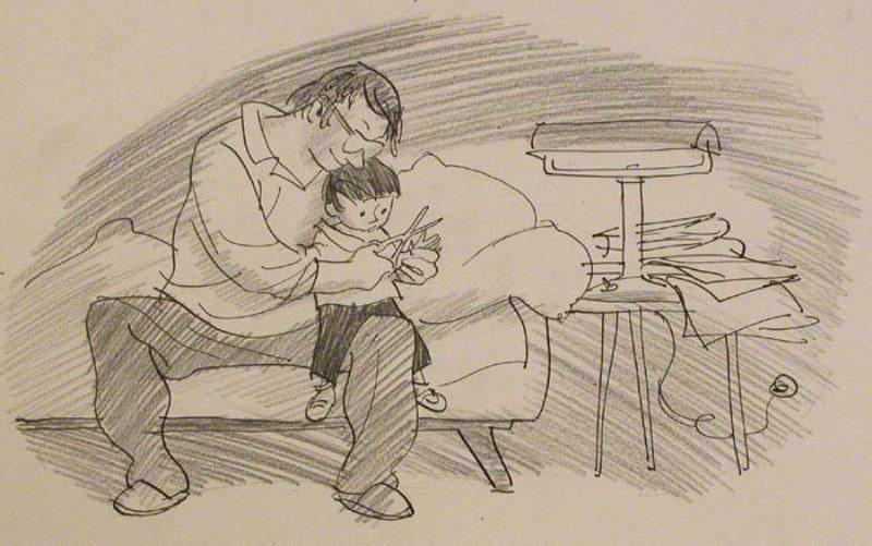 На родителей часто обижаются