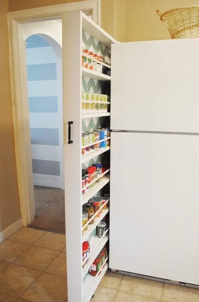 Все гениальное - просто! 15 оригинальных способов, как хранить дома вещи