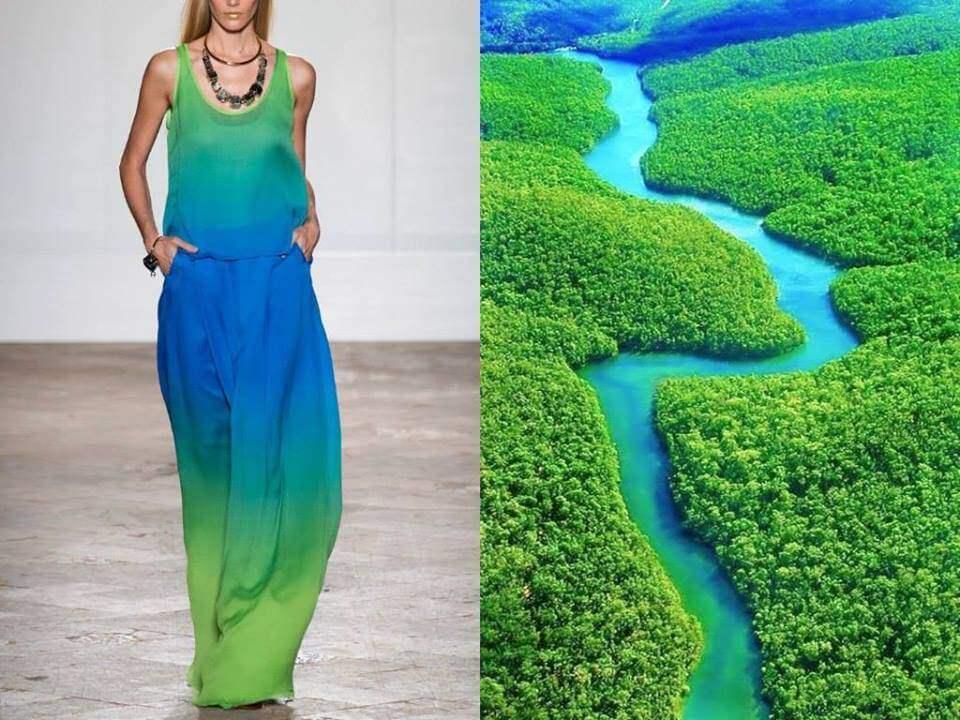 25 шикарных платьев, которые создала природа