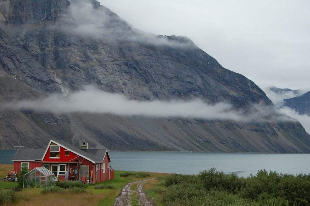 Ферма. Нуук, Гренландия.