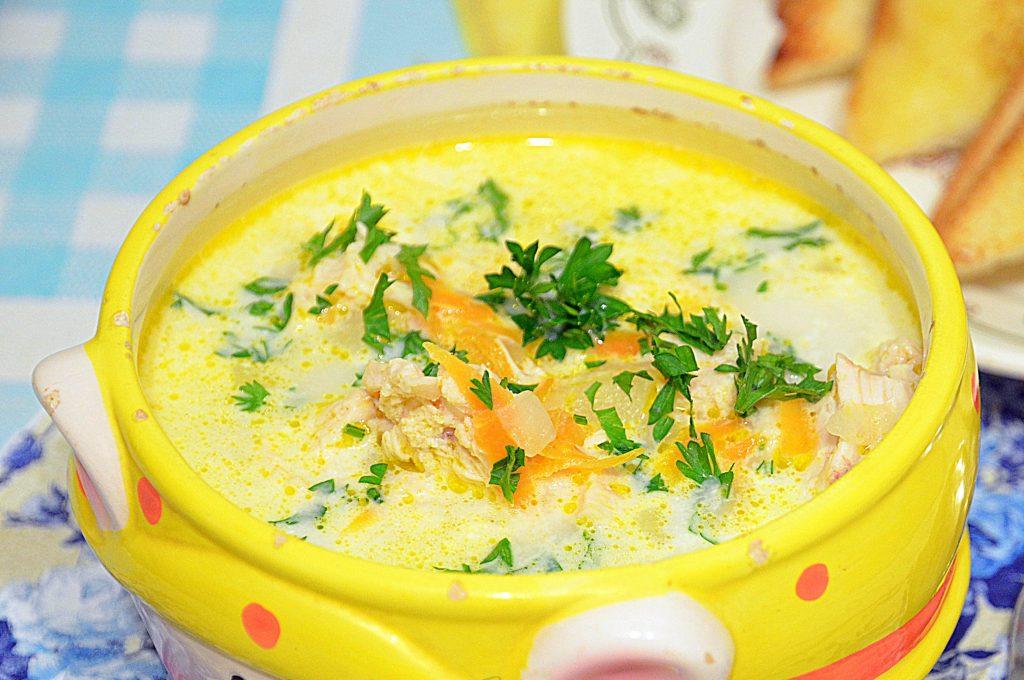 Ты просто обязан попробовать этот вкуснейший суп! Приготовить его проще простого