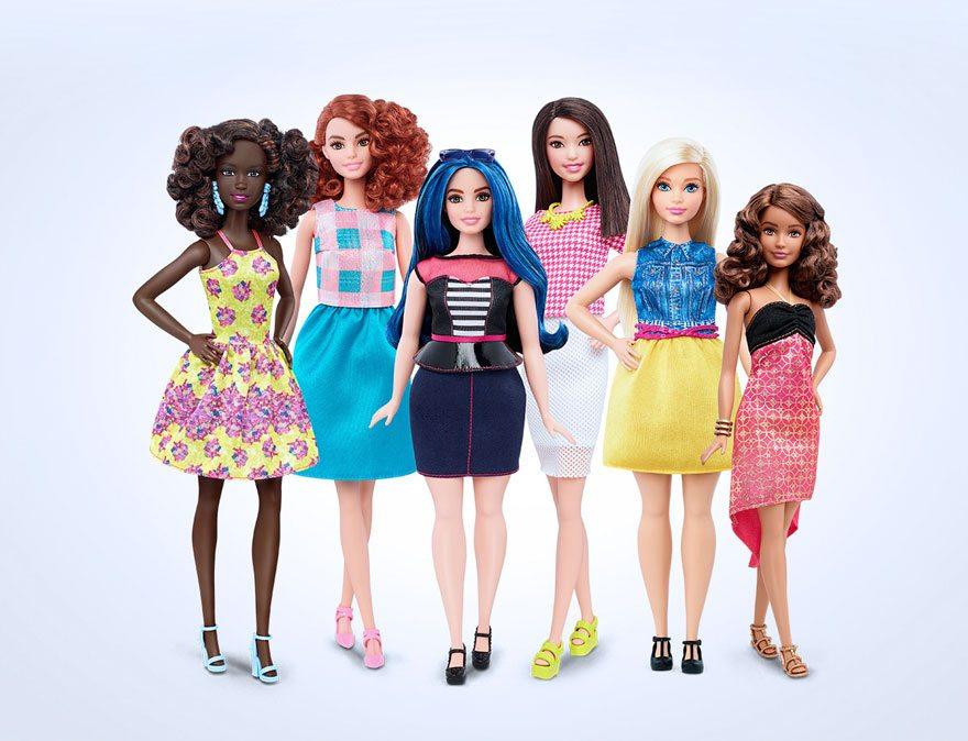 Неожиданно для всех, Барби стала реальной
