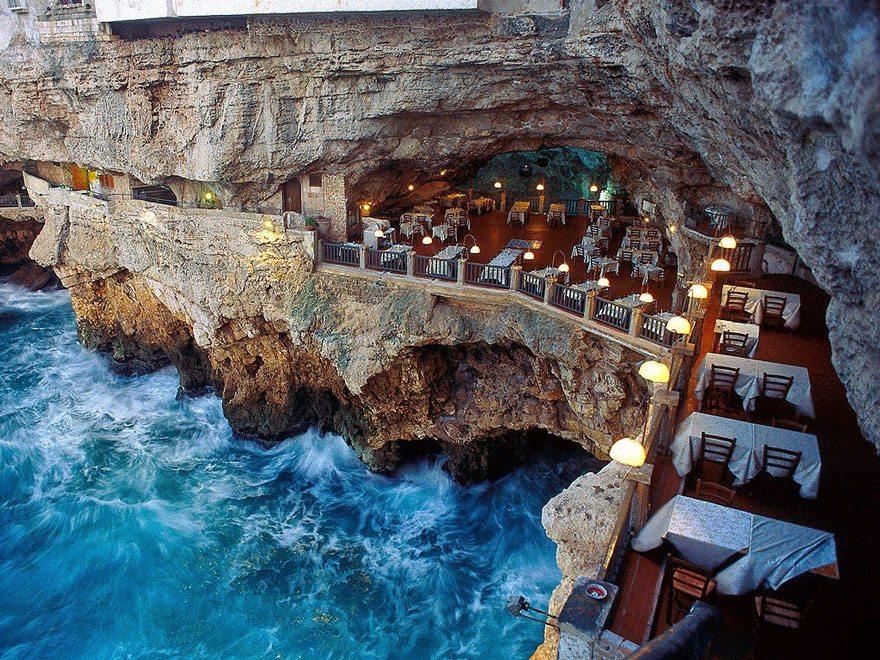 Топ-10 самых красивых ресторанов мира, посетить которые мечтают миллионы!