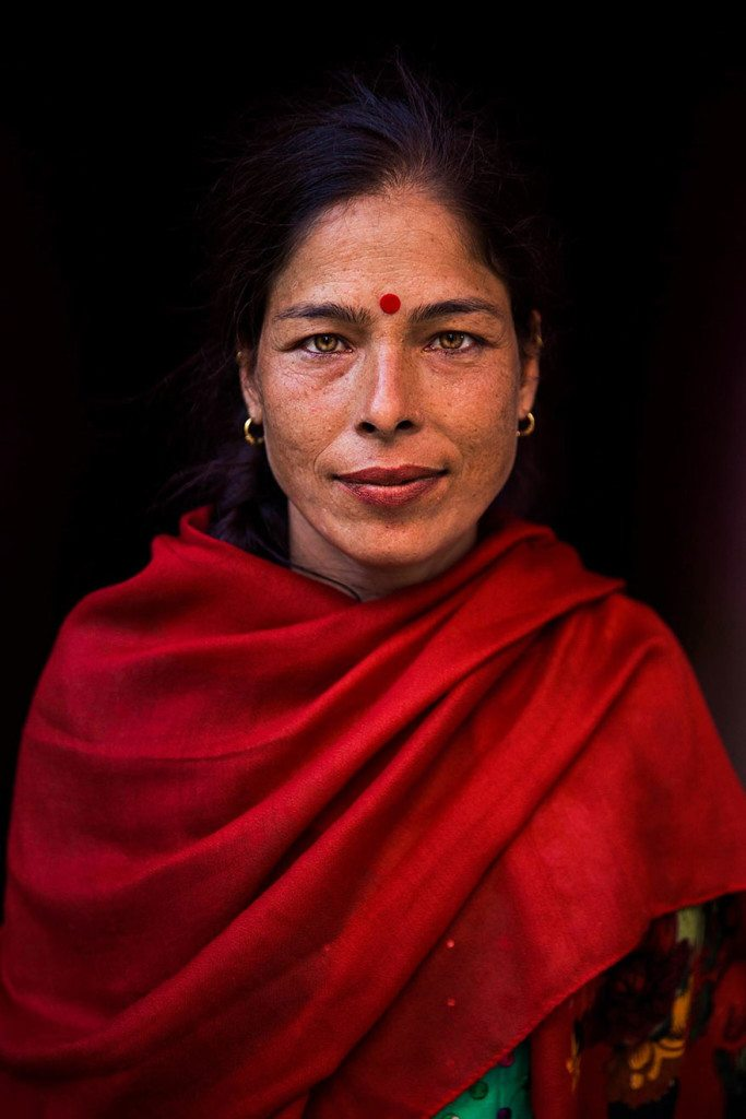 Фотограф показал реальную красоту женщин со всего мира