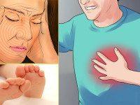 6 симптомов сердечного приступа, который случится через месяц