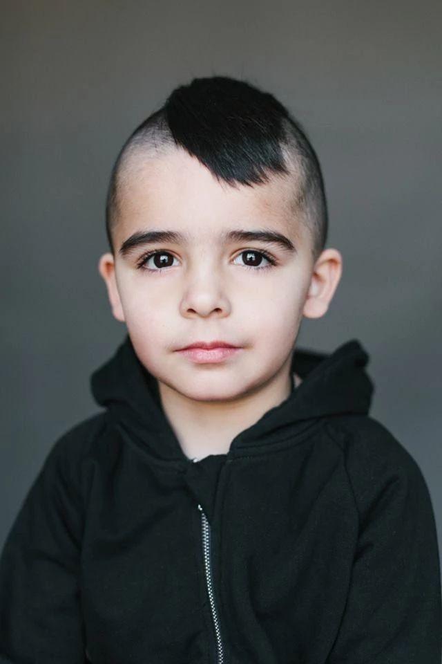 Что будет, если папа узбек, а мама армянка? 15 детей с необычной красотой из-за смешанной крови