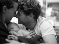 Эти родители запечатлели последние моменты жизни своего малыша. У меня нет слов...
