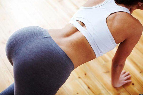 Секрет от всемирно известной фитнес-модели: 6 упражнений для упругой и подтянутой попы!