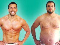 Этот тренер по фитнесу специально потолстел. Я был в восторге, узнав, почему он это сделал!