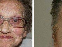 Внучка накрасила свою 80-летнюю бабушку. Ты обомлеешь, когда увидишь результат!