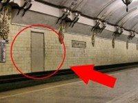 Так вот куда ведет эта таинственная дверь напротив перрона в метро!