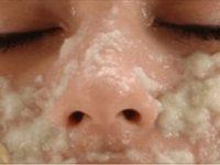 Уже после второго применения этой маски, ваше лицо станет чистым!