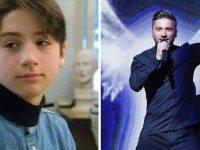 Звезды «Евровидения» тогда и сейчас: 16 детских фотографий будущих знаменитостей.