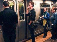 Знамеитости в метро (+29 ФОТО)