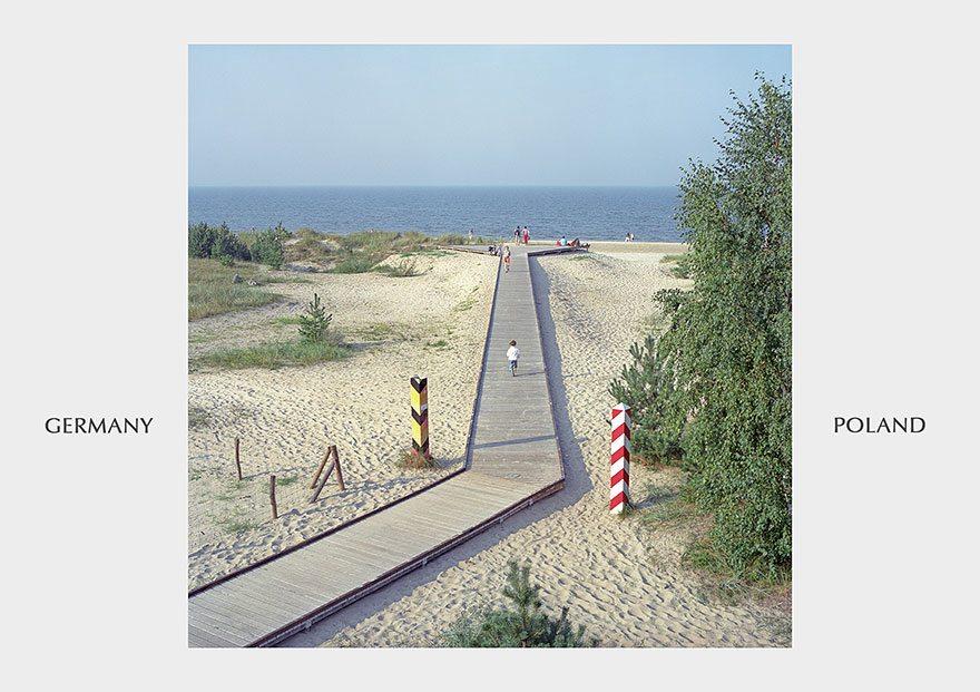 15 фотографий о том, как выглядят мирные границы между странами Европы