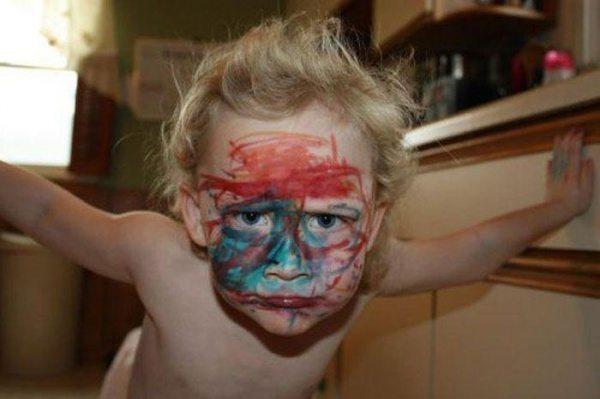 20 фото о том, как весело растить детей