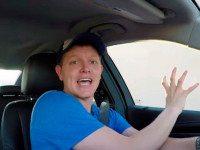 Если вы застряли внутри машины, этот трюк поможет выбраться! Пригодится каждому!