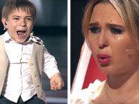 Как только он вышел на сцену финала «Голос. Дети», ни у кого не было сомнений: это победитель!