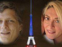 Он потерял жену во время теракта… Его ответ террористам растрогал весь Интернет.