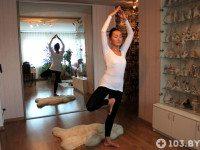 «Я не понимаю слово «возраст». 70-летняя жительница Гродно путешествует, занимается йогой и катается на роликах
