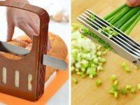 То, о чём втайне МЕЧТАЕТ любая хозяйка! 18 и еще 2 примера мелочей, которые меняют ВСЕ! Ты только ПОПРОБУЙ!Разнообразные гаджеты для кухни. Где бы их найти?