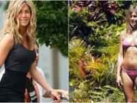 Дженнифер Энистон поделилась секретом своей безупречной фигуры!