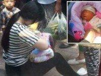 В коробке на улице нашли младенца. Уму непостижимо, ЧТО с ним сделала проходящая мимо женщина!