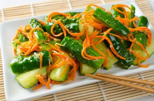 30 рецептов летних салатов