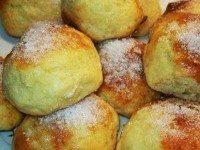 Аппетитные творожные булочки за 15 минут!