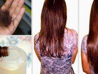 Необходимо добавить 2 ингредиента в обычный шампунь, чтобы попрощаться с выпадением волос!