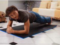 Здоровая спина и крепкие плечи за 3 минуты в день