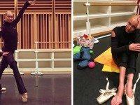 Искусство требует жертв! Анастасия Волочкова показала изуродованные балетом ноги...