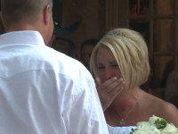 Женщина вышла замуж за инвалида. Но она даже не подозревала, ЧТО произойдет на ее свадьбе!