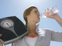 Вот сколько нужно пить воды с вашим весом! И точка!