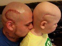 Это Фото Отца И Сына Облетело Весь Интернет. Их История Никого Не Оставит Равнодушным!
