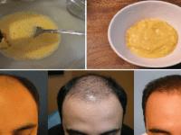 Он смешал бананы и пиво, нанес на волосы — Результаты после 7 дней удивительны!