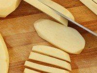 Хрустящий картофель фри без капли жира. Готовится проще простого!