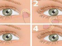 Массаж глаз для восстановления зрения! Вижу без очков в разы лучше…