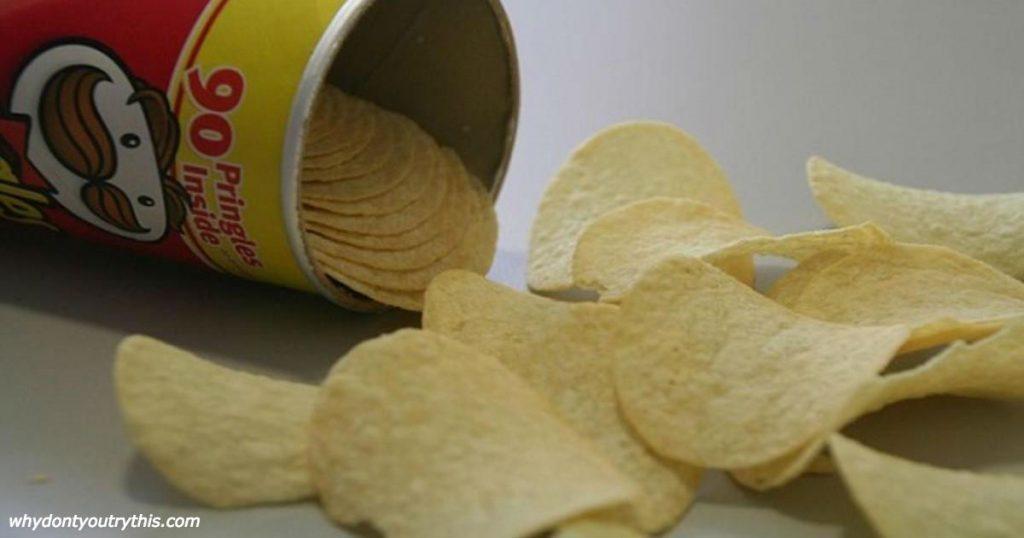 Рак с солью. Шокирующая правда о том, из чего сделаны чипсы
