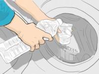 Как правильно добавлять уксус при стирке: пятна уйдут без особых усилий!