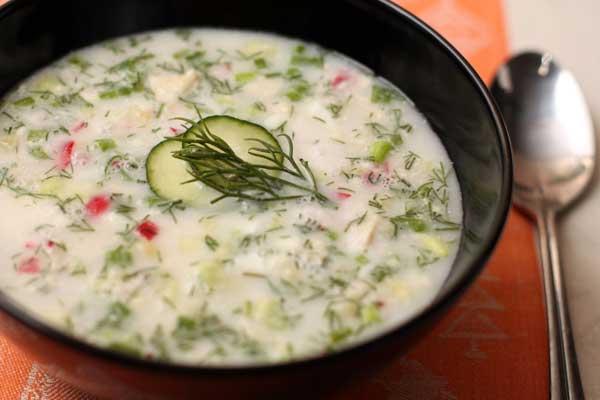 5 лучших рецептов холодных супов: то, что нужно жарким летом!