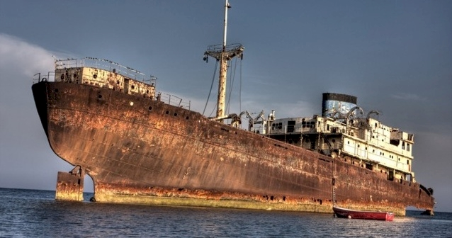 Бермудский треугольник отпустил корабль, пропавший 90 лет назад. Вот он сейчас!
