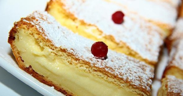 «Умное» пирожное: секреты приготовления десерта, который прославился своей оригинальностью.